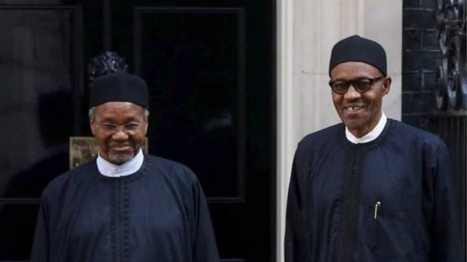 Mamman Daura Biography & Relationship with Buhari