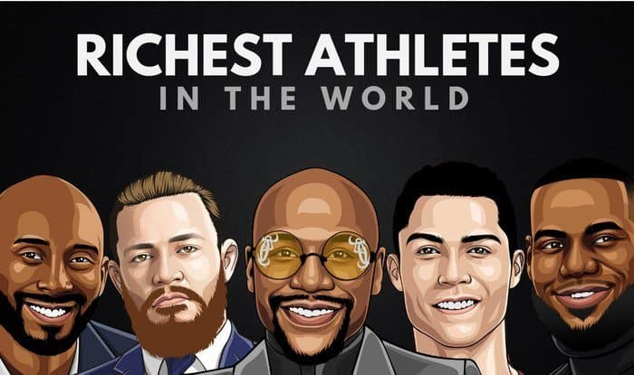 Richest Athletes in the World